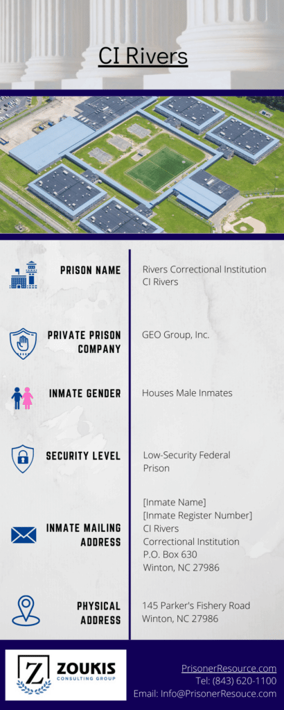 Rivers Correctional Institution | Rivers Correctional Facility